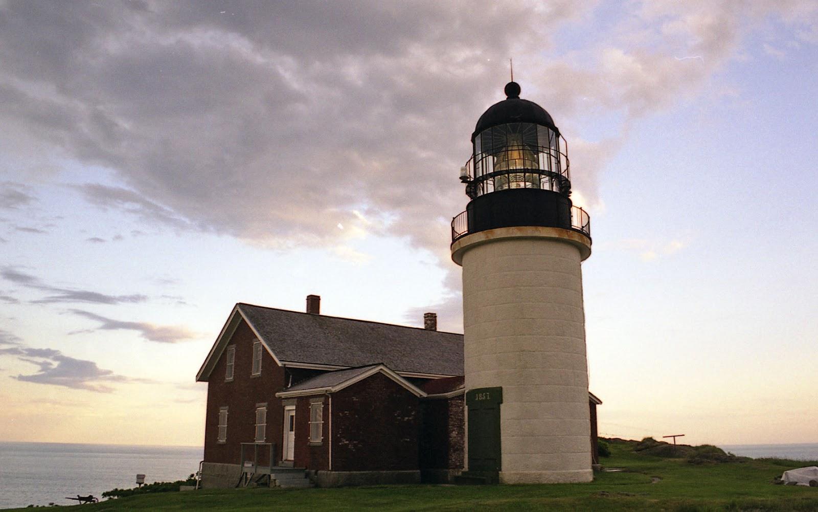 Next Week Haunted Lighthouses Of New England