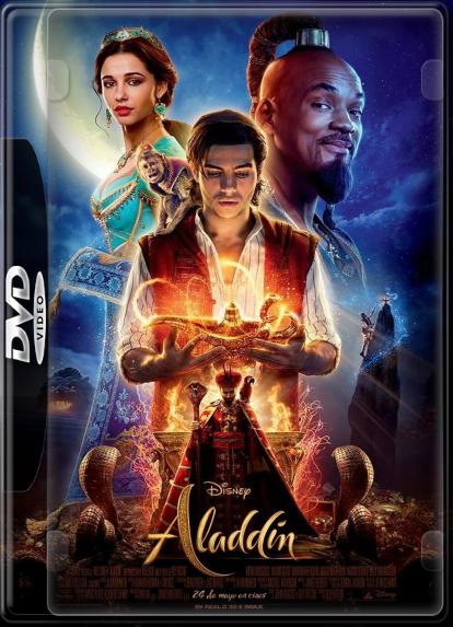 Pelicula Aladdín (2019) DVD5 LATINO/INGLES Online imagen