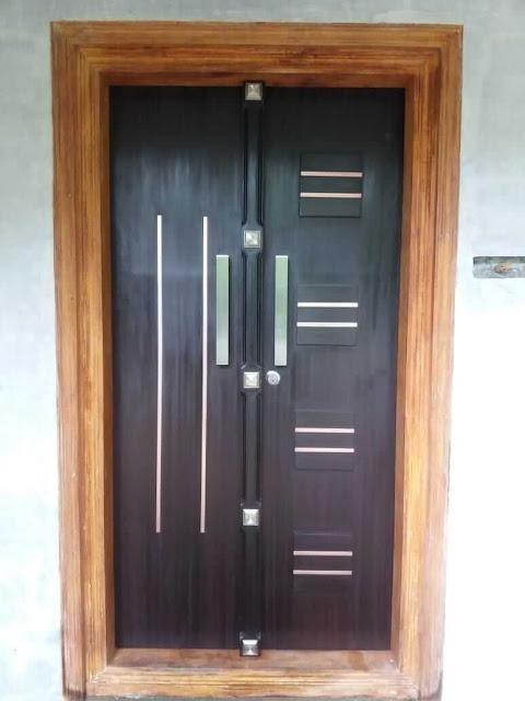 Front door design kerala