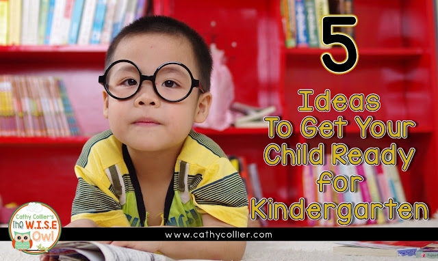 Kindergarten today isn't what kindergarten used to be...so we have to prepare our children to be students. Here are 5 ideas to get ready for kindergarten: the most exciting year of your life.