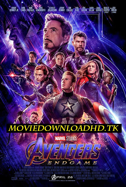 Avengers Endgame (2019) New 1080p | 720p | 480p | HDCAM | Download Full Movie | GDrive | moviedownloadhd.tk