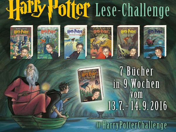 [LESE-CHALLENGE] Harry Potter