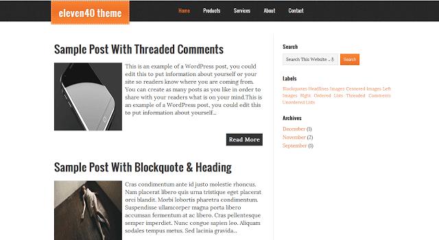 eleven40-blogger-template