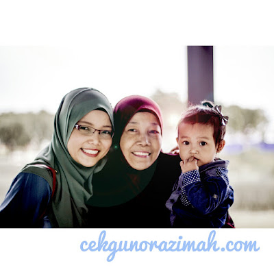3 generasi, gambar cantik 3 generasi, gambar photoshoot 3 generasi, gambar ibu dan anak