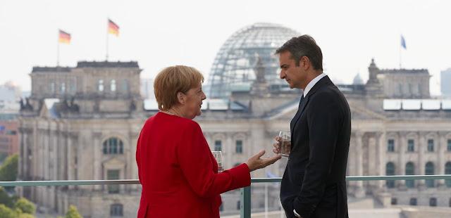 Ελληνοτουρκικά / Το Βερολίνο αδειάζει την κυβέρνηση Μητσοτάκη για το ενδεχόμενο κυρώσεων