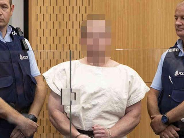 Pelaku Penembakan di Selandia Baru Hadapi Ancaman Hukuman Penjara Seumur Hidup
