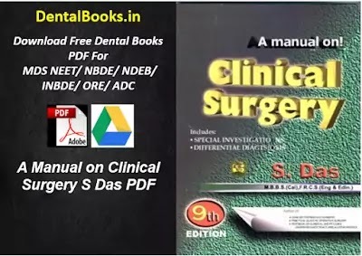 Download A Manual on Clinical Surgery S Das PDF