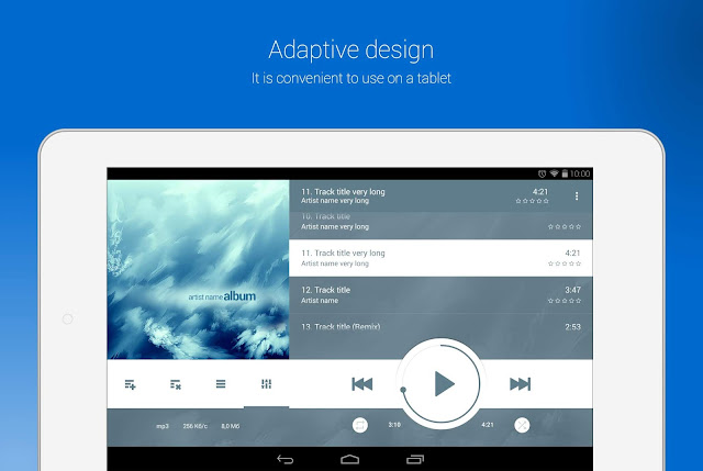best ever music player for android users