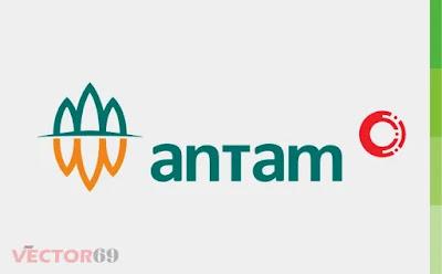 Antam (Aneka Tambang) Logo - Download Vector File CDR (CorelDraw)
