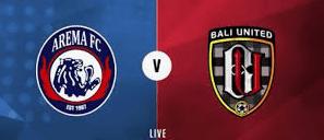 Live Streaming Bali United vs Arema FC