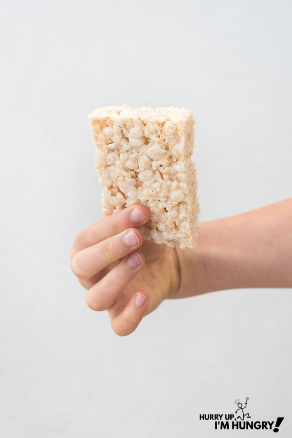 How to make homemade rice crispy treats