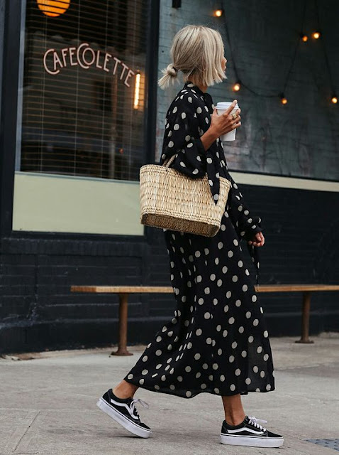 The New Blacck - blog - orléans - août - dress - long