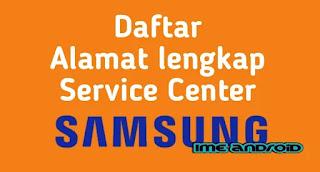 Service center samsung