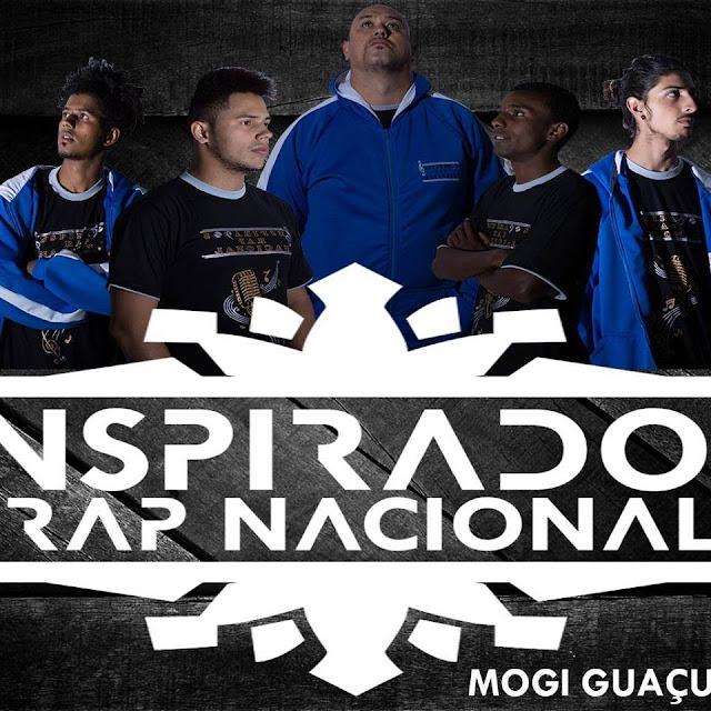 """Conheça o grupo """"Inspirados Rap nacional"""""""