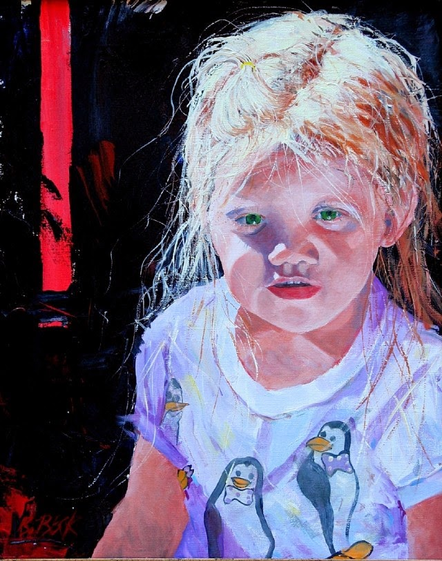 Современные художники Америки. Bob Beck