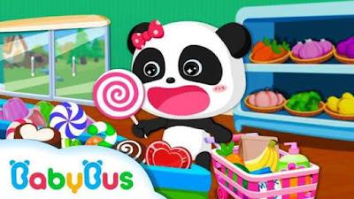 Supermarket Bayi Panda APK
