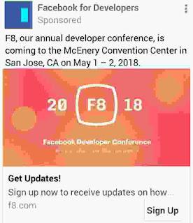 Facebook advertising transparency
