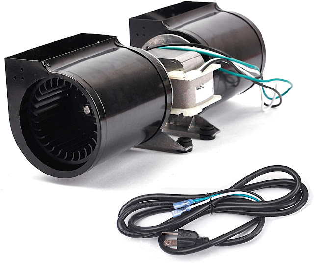 Best Fireplace Blower Replacement Kits