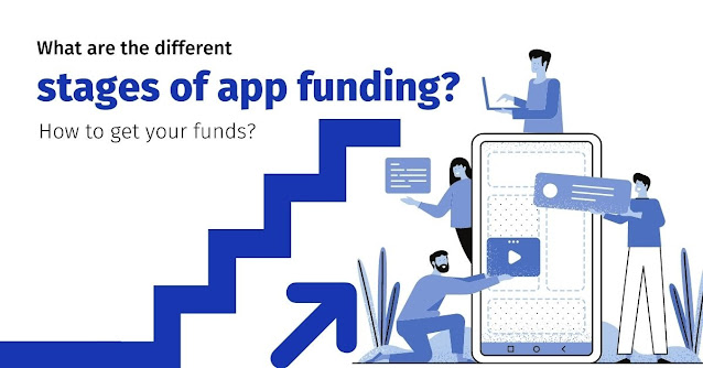 What Are The Different Stages Of App Funding? How To Get Your Funds?