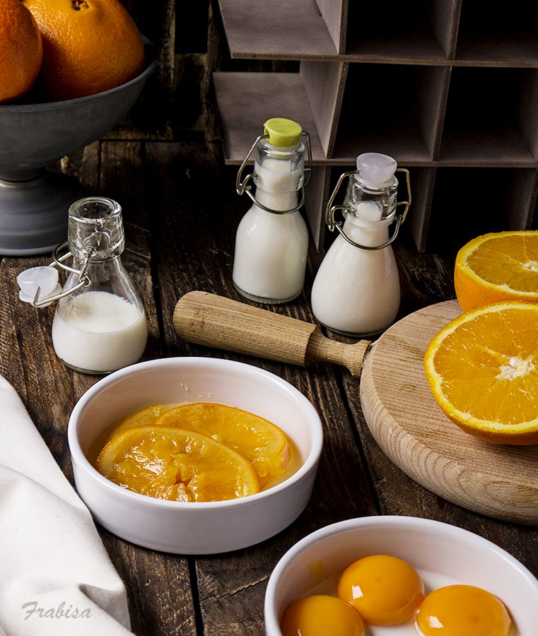 natillas naranja