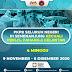 PKPB Selama 4 minggu kecuali Perlis, Pahang dan Kelantan dari 9 November - 6 Disember 2020