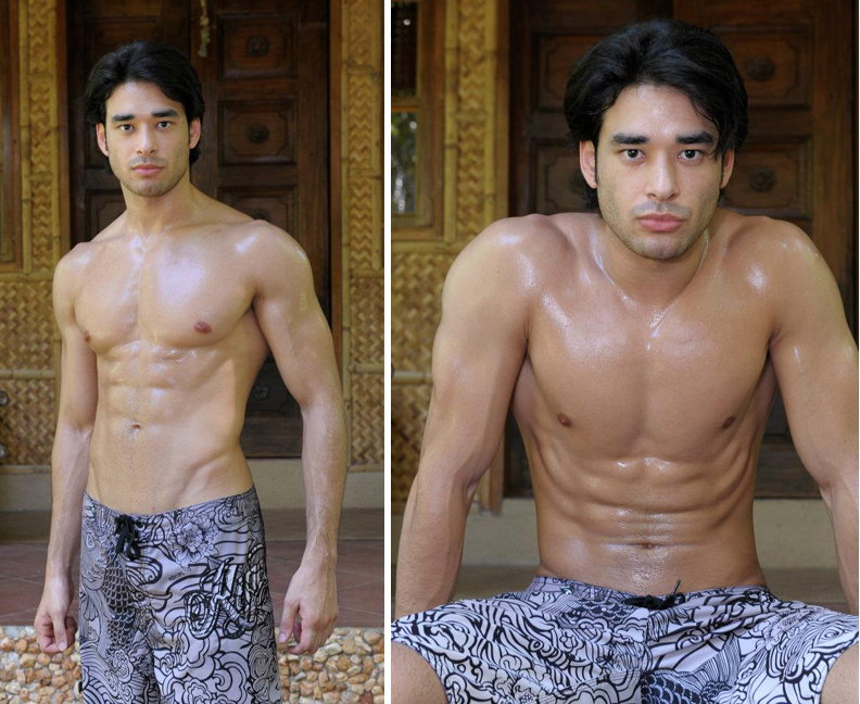BARING THE SKIN: COSMO TOP 5 and 4: JOHN JAMES UY and JOHN