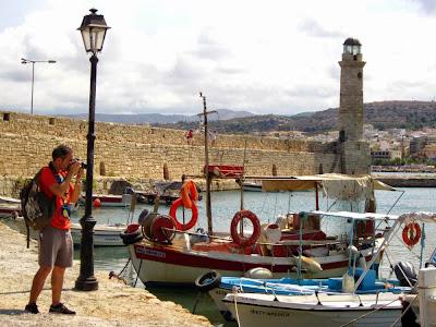 Venetian Port of Rethymnon