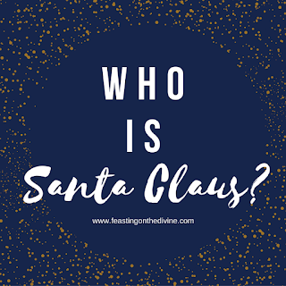 Who is Santa Claus Blog post by Trinka Polite Fitness