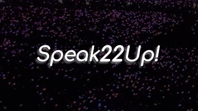 Speak 22 Up