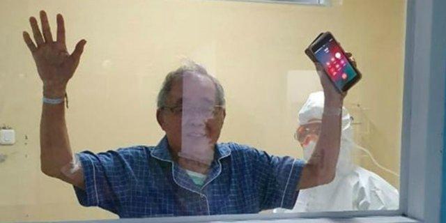 Alhamdulillah, Kondisi dr. Handoko Berangsur Baik