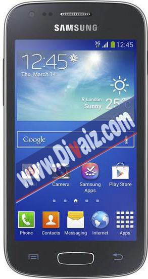 Samsung Galaxy Ace 3 - www.divaizz.com