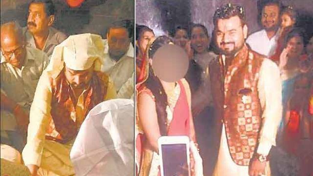 BJP विधायक की बेटी साक्षी की शादी में आया नया मोड़, पति को लेकर हुआ ये खुलासा