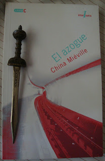 Portada del libro El azogue, de China Miéville