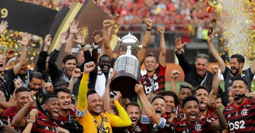 Flamengo de Brasil nuevo campeón continental de la Copa Libertadores de América