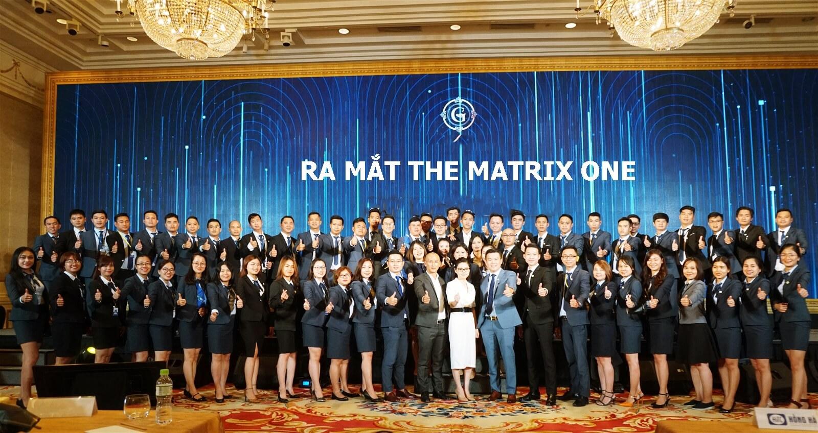 MIK Group ra mắt khu căn hộ cao cấp The Matrix One