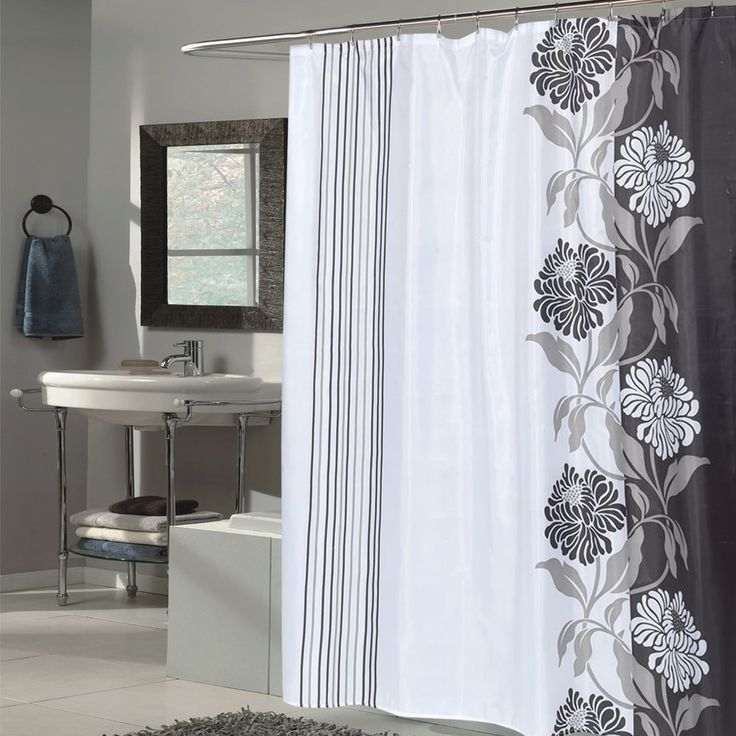 54 x 72 shower curtain guide