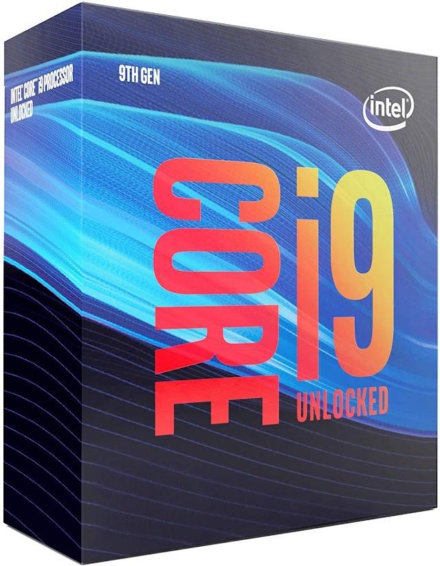 CPU Intel Core I9