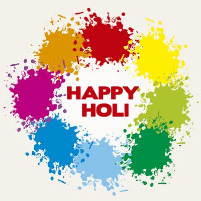Happy Holi DP