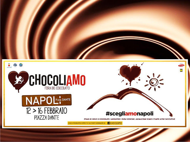 festa cioccolato napoli
