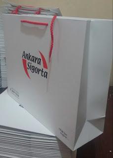ip saplı lüks karton çanta + karton çanta imalatı