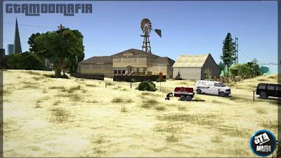 GTA 5 Crystal Maze Mission In GTA San Andreas