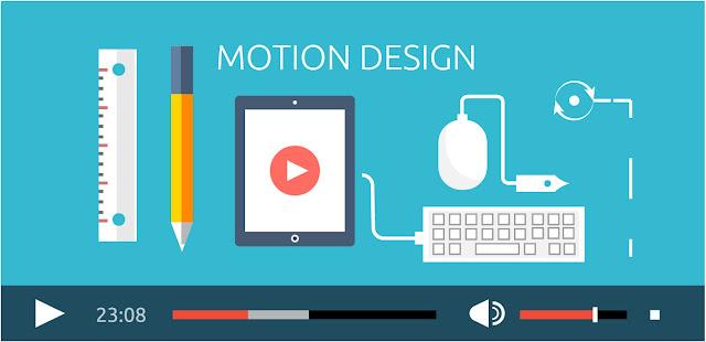 La vidéo motion design dans une stratégie marketing pour  votre site internet