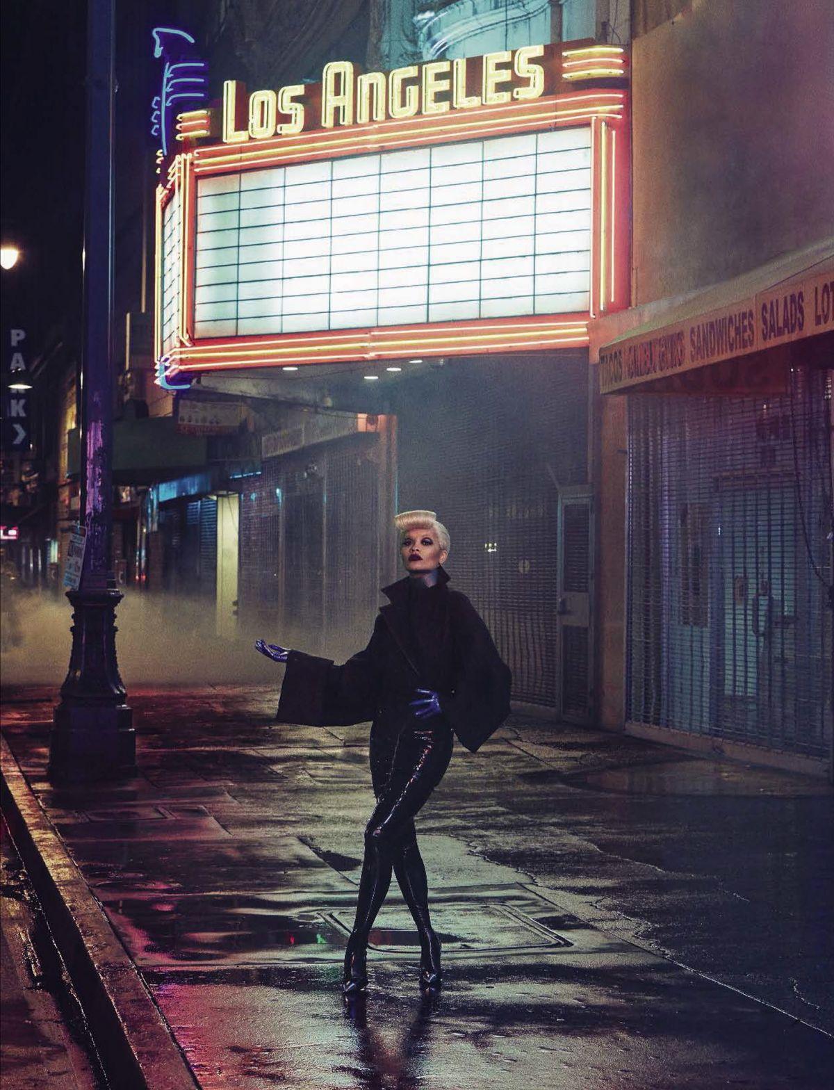 Rita Ora PhotoShoot for Vogue Magazine Italy September 2016 Issue