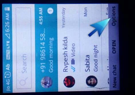 Whatsapp पर DP कैसे लगाए! Jio phone में whatsapp पर DP कैसे लगाए इन हिंदी? (whatsapp me DP kaise lagaye)