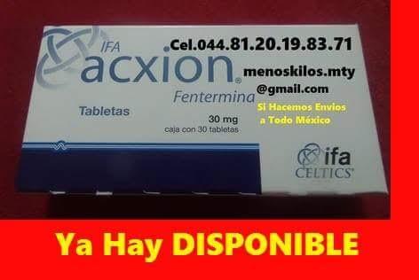 Acxion Pastillas