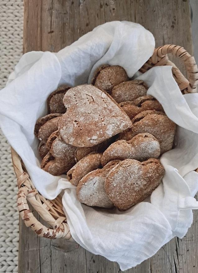 ruissydämet, leivonta, helppo ruisleipä, kotoilu