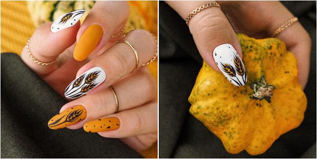autumn nails