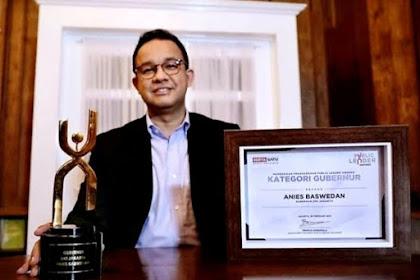 Diserang Buzzer Tanpa Henti, Anies Justru Raih 3 Penghargaan dalam Sehari