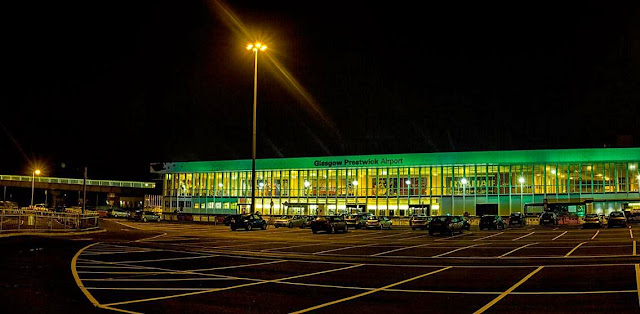 Glasgow Prestwick Airport in March 2014. Credit: derekbeattieimages.com