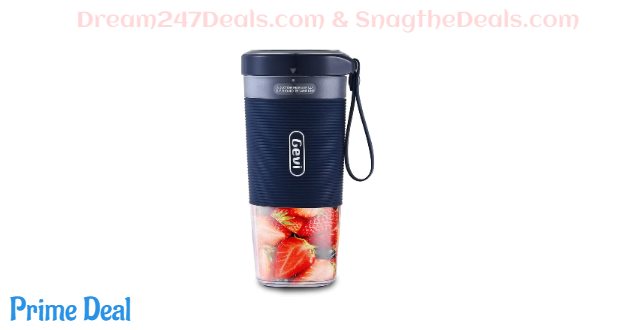 45% off Mini Personal Portable Cordless Juicer